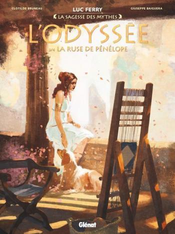 Couverture de l'album L'Odyssée - 3. La ruse de Pénélope