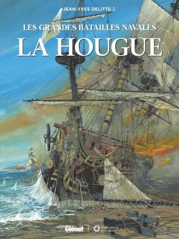 Couverture de l'album Les Grandes Batailles navales - 13. La Hougue