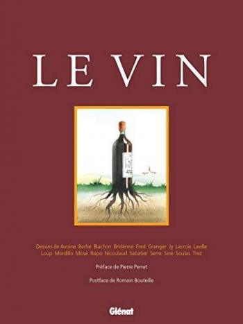 Couverture de l'album Le Vin (One-shot)