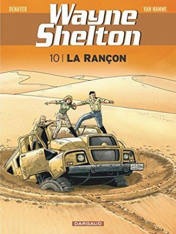 Couverture de l'album Wayne Shelton - 10. La rançon
