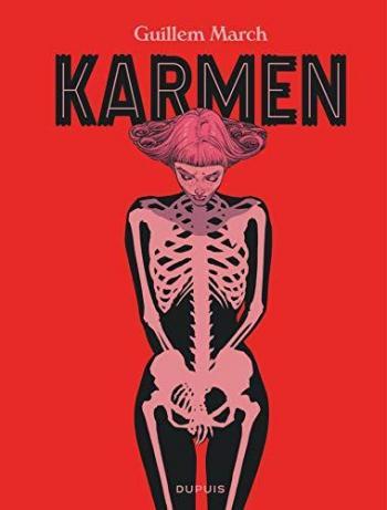 Couverture de l'album Karmen (One-shot)