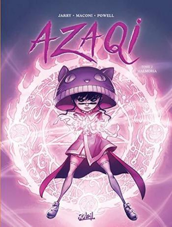 Couverture de l'album Azaqi - 2. Malmoria