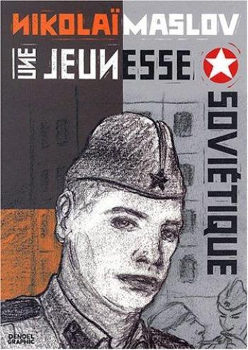 Couverture de l'album Une jeunesse soviétique (One-shot)