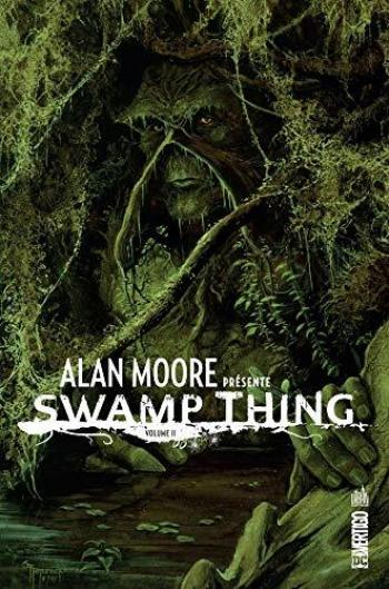 Couverture de l'album Alan Moore présente Swamp Thing - 2. Alan Moore presente Swamp Thing Tome 2