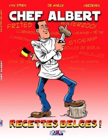 Couverture de l'album Chef Albert (One-shot)