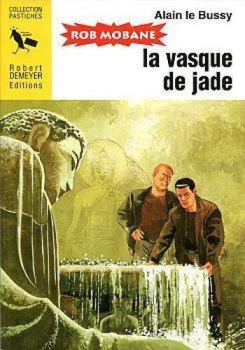 Couverture de l'album Rob Mobane - 6. La Vasque de Jade