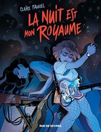 Couverture de l'album La nuit est mon royaume (One-shot)
