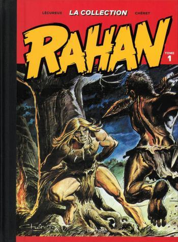 Couverture de l'album Rahan (Hachette) - 1. Les Âges farouches