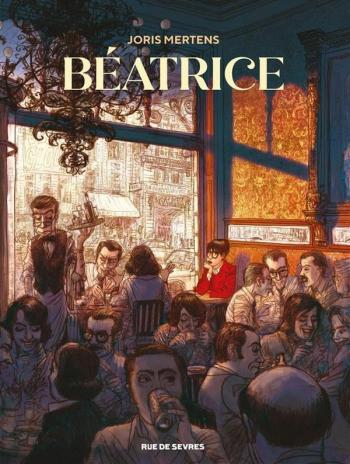 Couverture de l'album Béatrice (Joris Mertens) (One-shot)