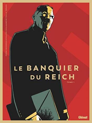 Couverture de l'album Le Banquier du Reich - 1. Tome 1