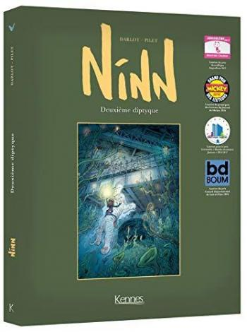 Couverture de l'album Ninn - COF. Coffret Cycle 2 (tomes 3 & 4)