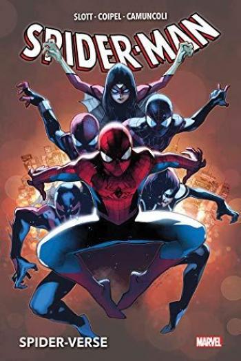 Couverture de l'album Spider-Man (Marvel Events) - 5. Spider-Verse