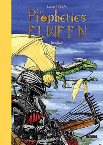 Couverture de l'album Les Prophéties Elween - INT. Intégrale tomes 1 à 4
