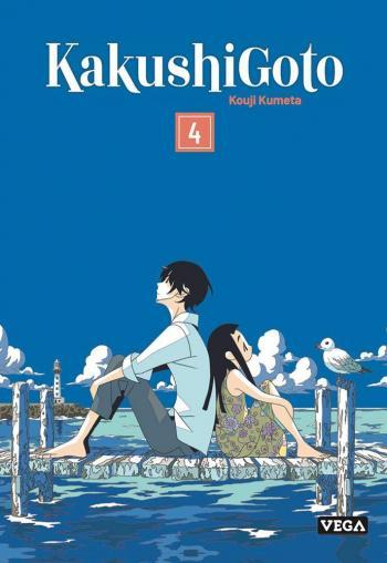 Couverture de l'album Kakushigoto - 4. tome 4
