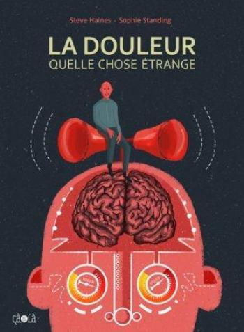 Couverture de l'album La Douleur, quelle chose étrange (One-shot)
