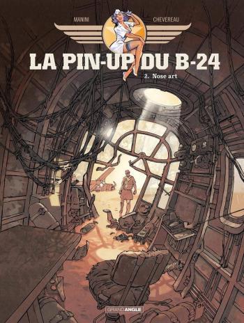 Couverture de l'album La Pin-up du B24 - 2. Nose art