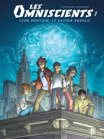 Couverture de l'album Les Omniscients - 1. Phénomènes