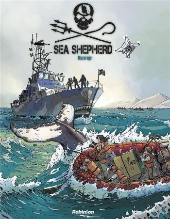 Couverture de l'album Sea Shepherd (One-shot)