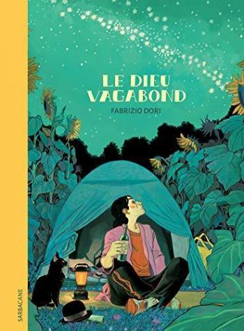 Couverture de l'album Le Dieu vagabond (One-shot)