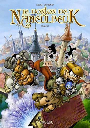 Couverture de l'album Le Donjon de Naheulbeuk - 13. Quatrième saison - Partie 4
