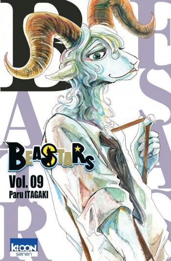 Couverture de l'album Beastars - 9. Tome 9