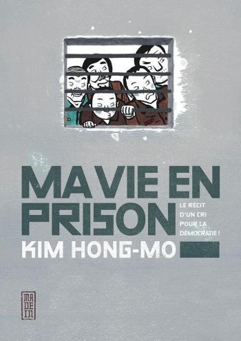 Couverture de l'album Ma vie en prison (One-shot)
