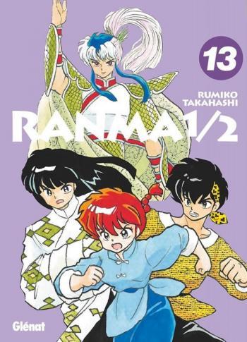 Couverture de l'album Ranma 1/2 (Édition Originale) - 13. Tome 13