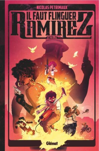 Couverture de l'album Il faut flinguer Ramirez - 2. Acte 2