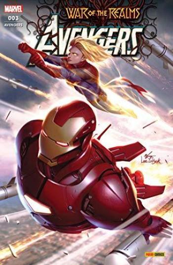 Couverture de l'album Avengers (V7, Fascicules) - 3. Tome 3