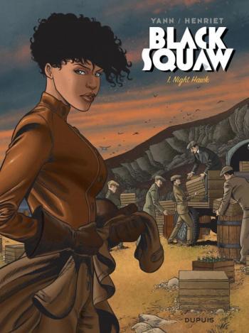 Couverture de l'album Black Squaw - 1. Night Hawk
