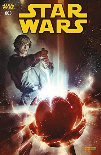 Couverture de l'album Star Wars (Panini Comics V4) - 3. Le Châtiment de Shu-Torun