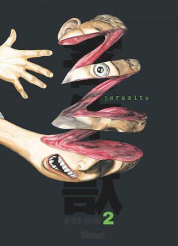 Couverture de l'album Parasite (Kiseiju) - Édition originale - 2. tome 2