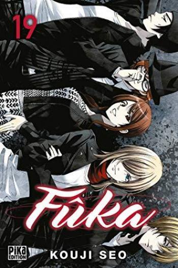 Couverture de l'album Fûka - 19. tome 19