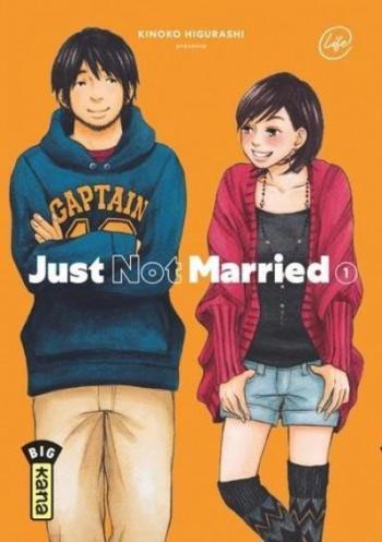 Couverture de l'album Just Not Married - 1. Tome 1