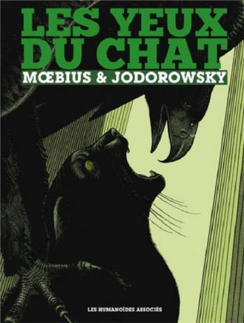 Couverture de l'album Les Yeux du chat (One-shot)