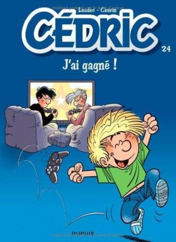 Couverture de l'album Cédric - 24. J'ai gagné