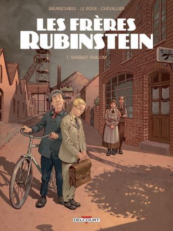 Couverture de l'album Les frères Rubinstein - 1. Shabbat Shalom