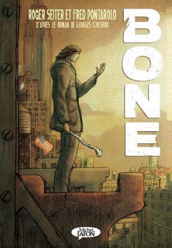 Couverture de l'album Bone (One-shot)