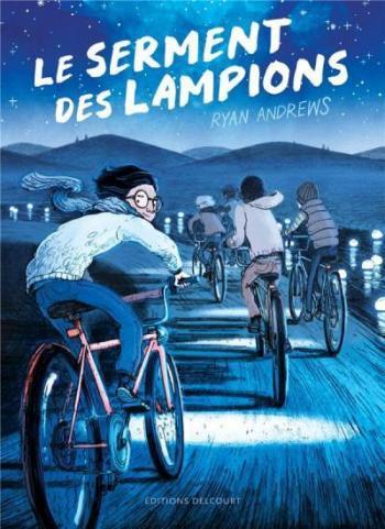 Couverture de l'album Le Serment des lampions (One-shot)