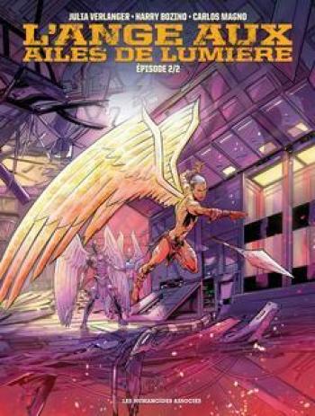 Couverture de l'album L'Ange aux ailes de lumière - 2. Épisode 2/2