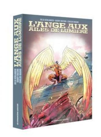 Couverture de l'album L'Ange aux ailes de lumière - COF. Intégrale sous coffret