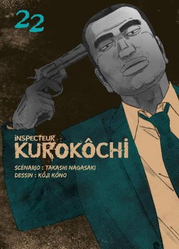 Couverture de l'album Inspecteur Kurokôchi - 22. tome 22