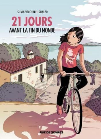 Couverture de l'album 21 Jours Avant la Fin du Monde (One-shot)