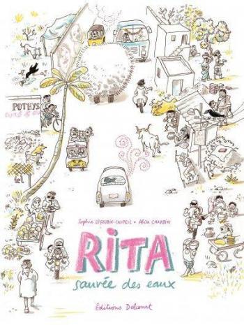 Couverture de l'album Rita, sauvée des eaux (One-shot)