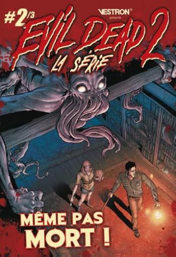 Couverture de l'album Vestron - 5. Evil Dead, La série #2/3
