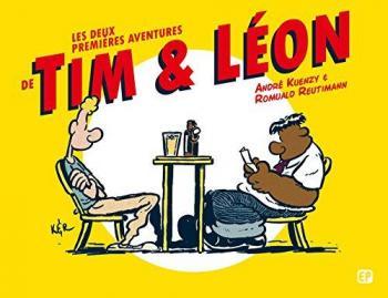 Couverture de l'album Tim & Léon - 1. Les deux premières aventures