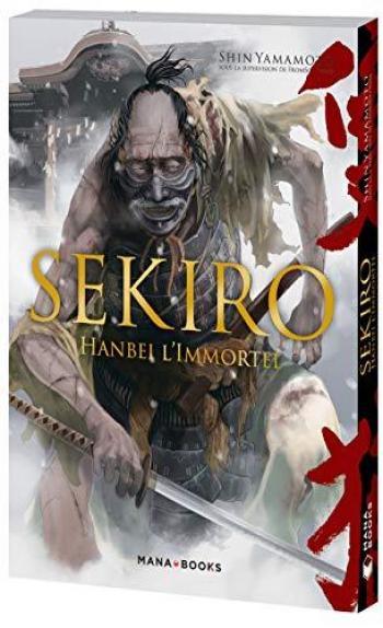 Couverture de l'album Sekiro: Hanbei l'Immortel (One-shot)