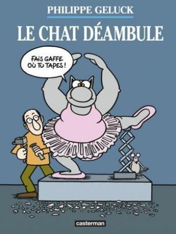 Couverture de l'album Le Chat - HS. Le Chat déambule