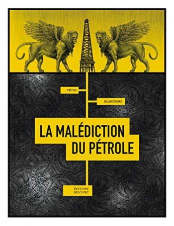 Couverture de l'album La Malédiction du pétrole (One-shot)
