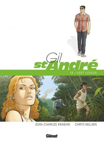 Couverture de l'album Gil St André - 13. Vert l'enfer